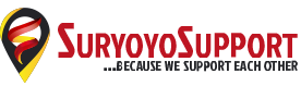Suryoyo Support Logo