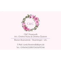 C&C Flowerwalls