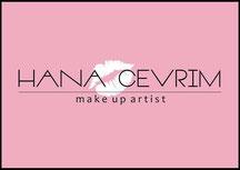 Hana Cevrim Make Up Artist